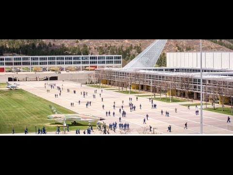 Air Force Academy scrambles funds to gain some PR altitude