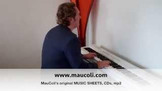 Crazy For You (Madonna) - Original Piano Arrangement by MAUCOLI