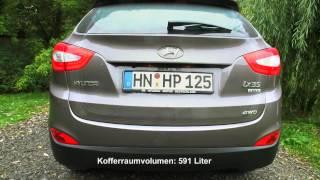Hyundai ix35 Test Fahrbericht Car News смотреть