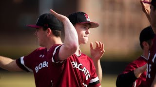 2019 Bates Baseball vs. Bowdoin Video Highlights