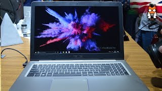 ASUS VivoBook Pro Hands On - A $799 Gaming Notebook