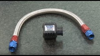 How To Assemble AN Hose and Fittings with Koul Tools Stainless Braided