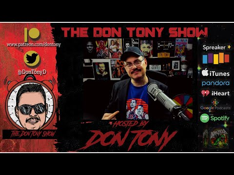 The Don Tony Show 3/20/20 AEW Postpones Blood & Guts, Strowman Disrespects Indy Wrestling, Smackdown