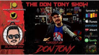 The Don Tony Show 3/20/20 AEW Postpones Wed B+G Match, Strowman Disrespects Indy Wrestling,Smackdown