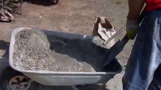 Jak zrobić beton.
