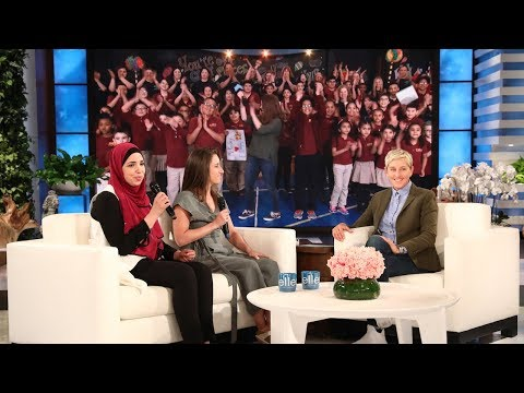 Ellen DeGeneres Surprises Ridgefield Teacher, Colleague On TV