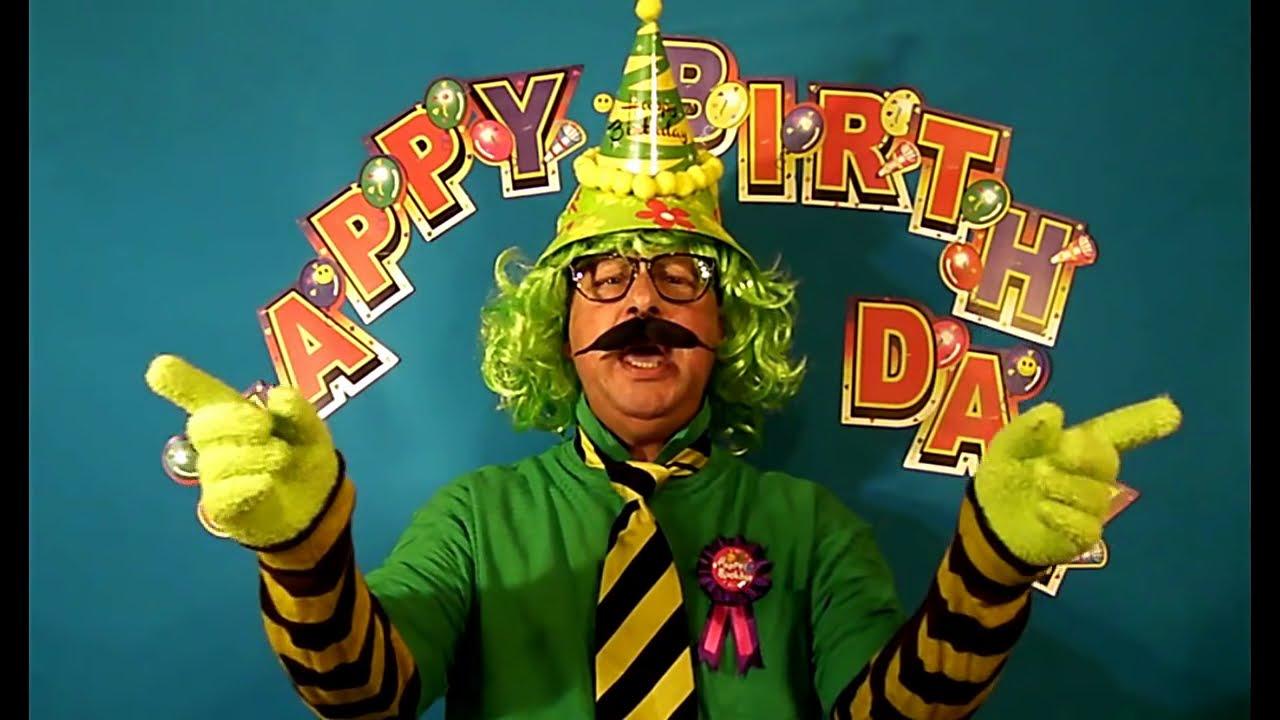 Happy Birthday Australian Aussie Song Youtube