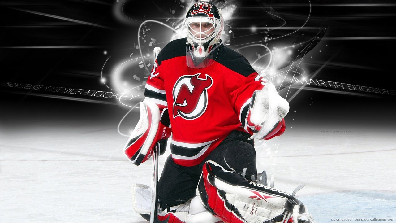 Martin Brodeur Best Saves Hd Youtube