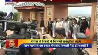 Nepal Main Gunjataa Raha, Har-Har Modi Ghar-Ghar modi