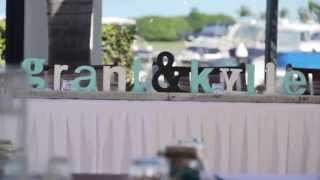 Wedding Film Teaser with Kylie and Grant 04/04/14 Thumbnail