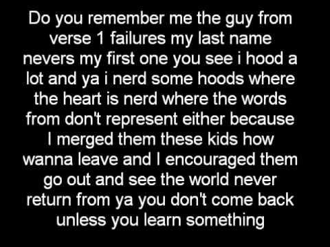 Lyrics to I'm Beaming by Lupe Fiasco