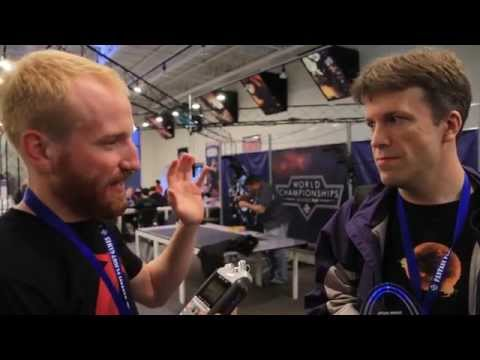 Paul Heaver X-Wing Interview | FFG Worlds 2015