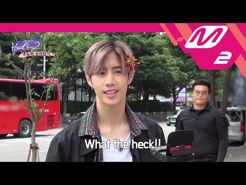 [GOT7's HardCarry2] There Was @333cyj333 One Step Ahead of @mark_tuan (ENG/THAI SUB)