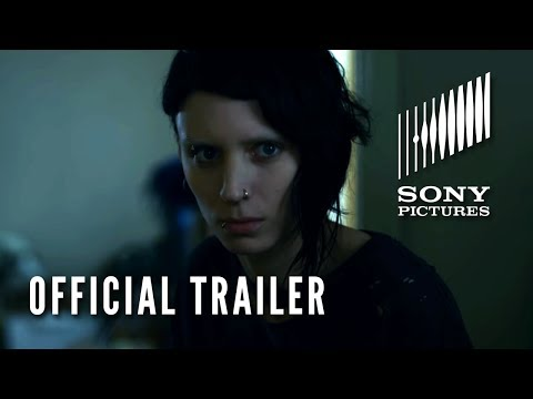 The Girl with the Dragon Tattoo trailers