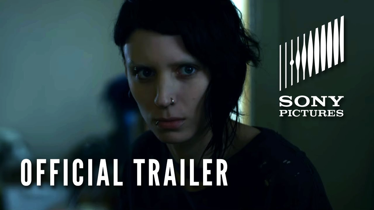 THE GIRL WITH THE DRAGON TATTOO - Official Trailer - In Theaters ...