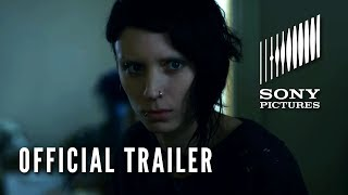 Video THE GIRL WITH THE DRAGON TATTOO - Official Trailer - In Theaters 12/21 download MP3, 3GP, MP4, WEBM, AVI, FLV Juni 2018