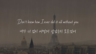 Lauv - Paris in the Rain 한글/가사/해석 MP3