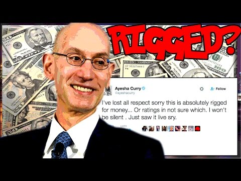 Is The NBA Rigged?   The Truth about the NBA
