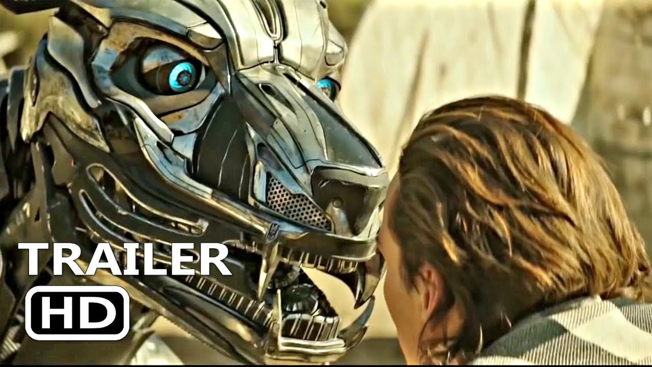 Official Trailer Of Axl A Sci Fi Robot Dog Movie Is Out