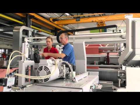PET Geotextile Production with Oerlikon Neumag Spunbond Technology