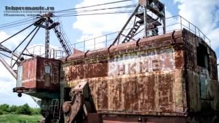 Шагающий экскаватор видео(, 2015-07-27T11:10:38.000Z)