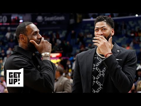 Will Anthony Davis rethink his trade request from the Pelicans because of David Griffin? | Get Up!