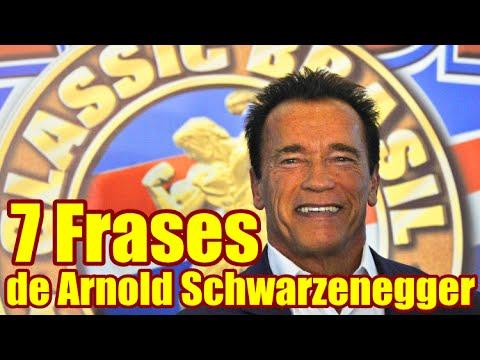 7 Frases De Arnold Schwarzenegger Frases De Motivação E Superação