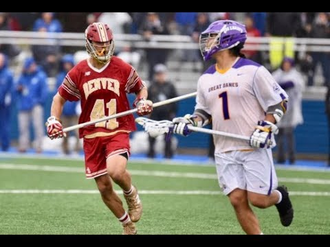 Albany vs Denver 2018 2nd Round Men's Lacrosse Highlights