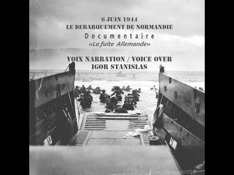 Vidéo  6 Juin 44 Normandie