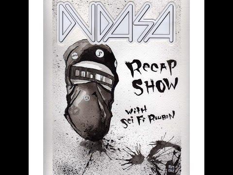 002 DVDASA RECAP SHOW BONUS EPISODE!!!