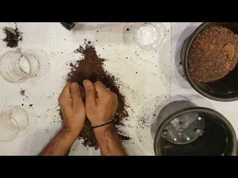 Soil mix for Kitchen Gardening in Telugu to grow organic gardening