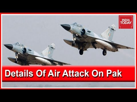 India Strikes Back : Israel Built Spice 2000 Bombs Used For Air Strike Against Pakistan