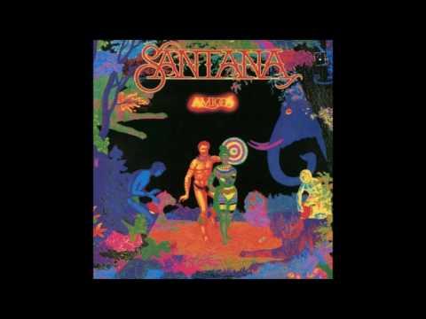 Santana Amigos (Full Album)