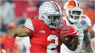 J.K. Dobbins' college football highlights | Ohio State RB | 2020 NFL Draft