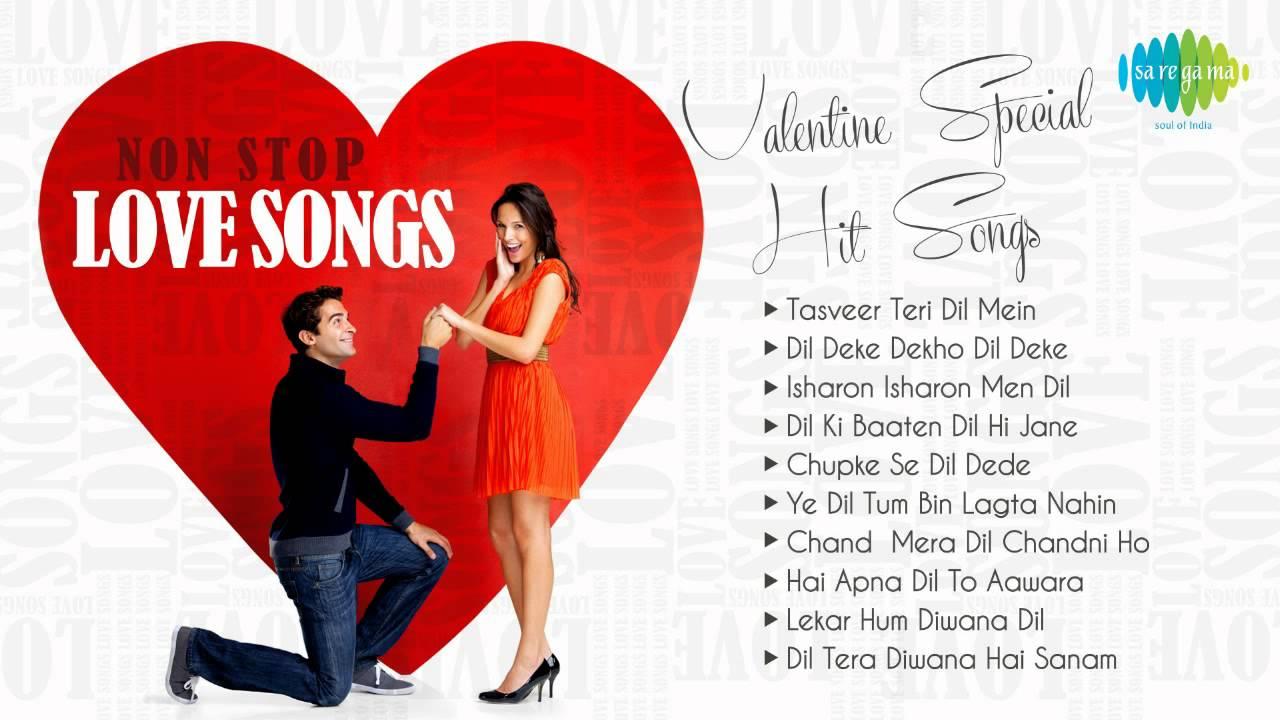 Non stop indian love songs