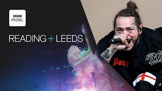 Gambar cover Post Malone - Better Now (Reading + Leeds 2018)