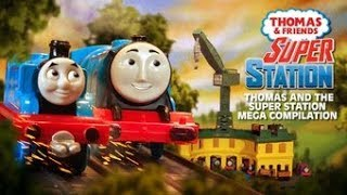 Thomas and the Super Station Mega Compilation | Thomas & the Super Station #7 |Thomas & Friends