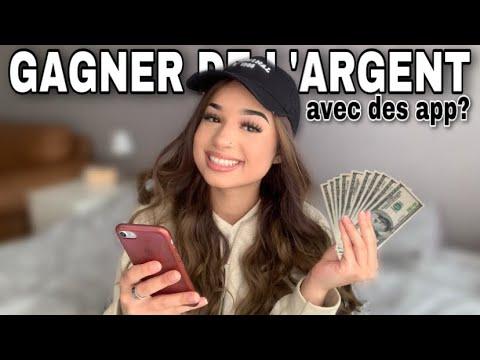 JE TESTE PENDANT 24H DES APPLICATIONS POUR GAGNER DE L'ARGENT (je ne m'attendais pas à ça..)