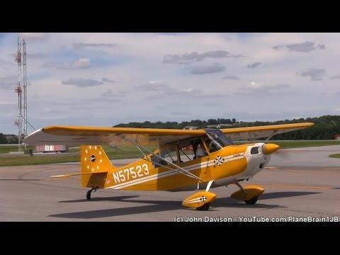 2015 Lancaster Airport Community Days - Flying Farmer (Al Hubler)