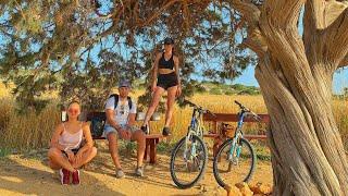 Прекрасный остров Кипр/ активный выходной с коллегами/чит день удался /невероятный КИПР