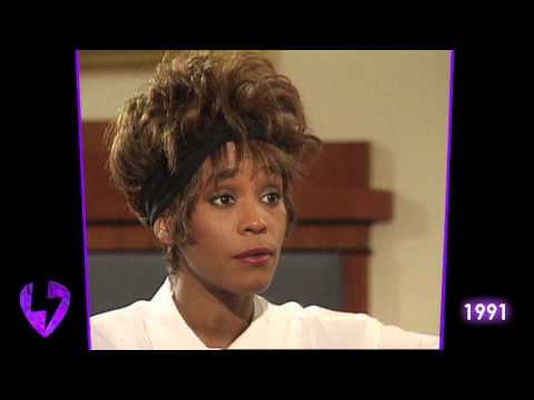 Whitney Houston: The Raw & Uncut Interview - Part 1 - 1991