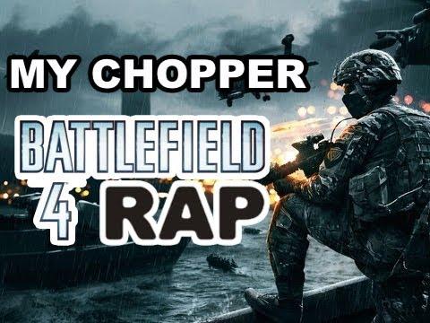 BATTLEFIELD 4 RAP SONG - MY CHOPPER | FEAT. M3RKMUS1C