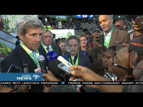 Kenya awaits voting results - John Kerry reacts