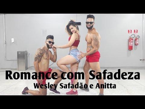Romance com Safadeza - Wesley Safadão e Anitta  Coreografia Bom Balanço Fit