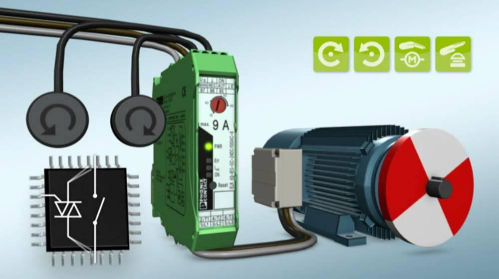 Phoenix Contact Contactron Hybrid Motor Starters Youtube