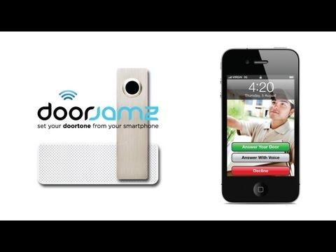 Indiegogo of the Week: DoorJamz – A Customizable Doortone for Your Home