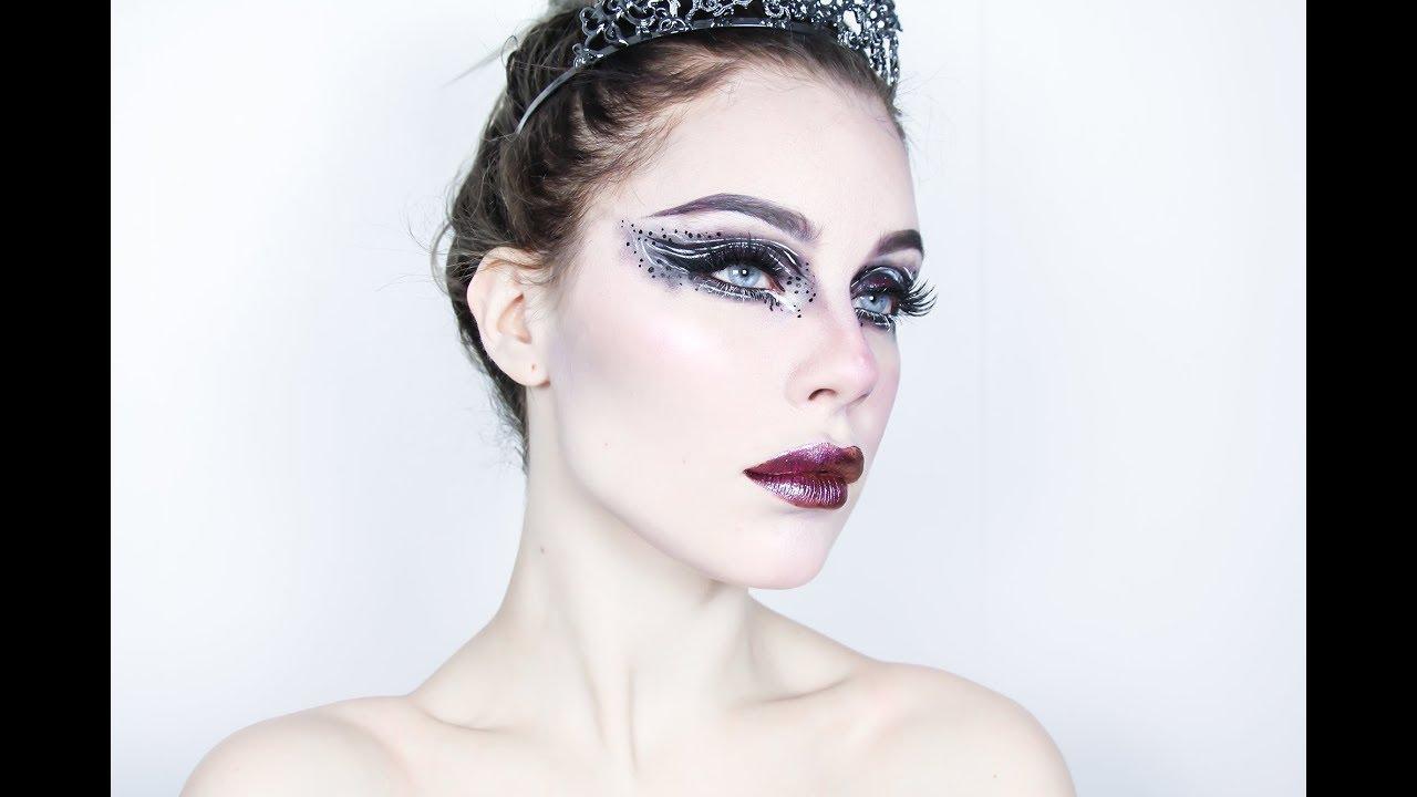 Mila kunis 'black swan' makeup tutorial · wholenews.