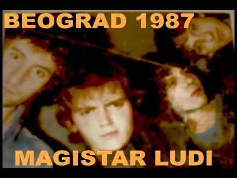 MAGISTAR LUDI (1987)- dodji da me tesis