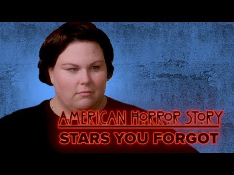 Stars You Forgot Were On American Horror Story