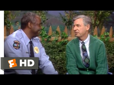 How This Mister Rogers Pool Moment Broke Race Barriers